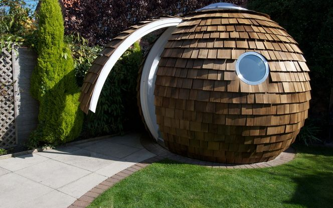 Emejing Cabane De Jardin Igloo Contemporary - Antoniogarcia.info ...