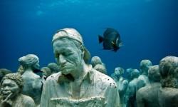 Monde sous-marin par Jason deCaires Taylor