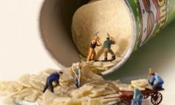 L'art miniature décalé de Tatsuya Tanaka