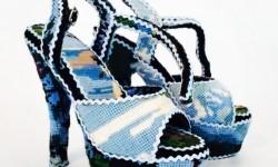 Broderie d'objets par Ulla-Stina Wikander