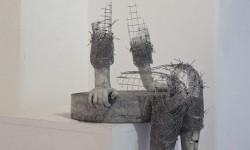 Sculptures minimalistes de Lene Kilde