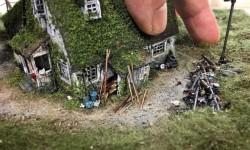 Monde miniature de Hank Cheng