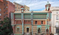 Casa Vicens par Antoni Gaudi