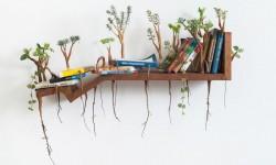 Sculptures envahissantes par Camille Kachani