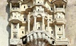 Palaces pour oiseaux en Turquie