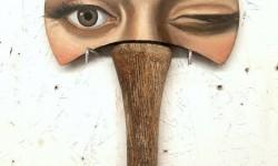 Peintures sur objets par Alexandra Dillon
