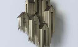 Architectures flottantes par David Moreno