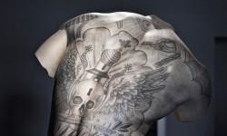 Sculptures tatouées de Fabio Viale