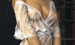 Sculptures de femmes par Luo Li Rong