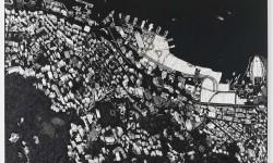 Black Scalpel Cityscapes de Damien Hirst
