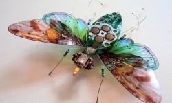 Insectes électroniques de Julie Alice Chappell