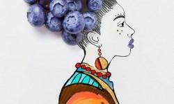 Mélanges dessins et objets de Jesuso Ortiz