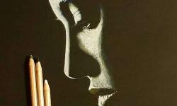 Portraits ombre et lumière de Zulf